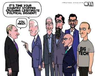 Biden's ultimatum