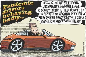 Pandemic drivers