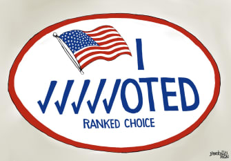 ranked choice