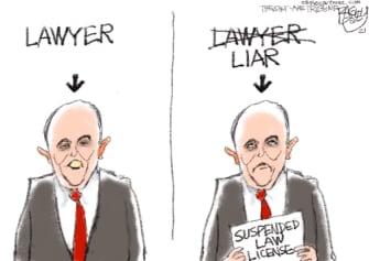 The verdict on Rudy