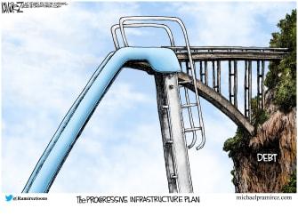 Progressive infrastructure