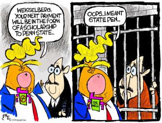 penn state vs. state pen