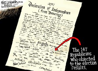The new Declaration