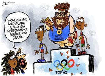 mary jane olympics