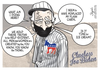 clueless joe