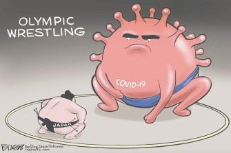 japan vs. covid