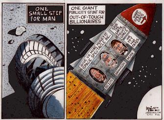ego space trip