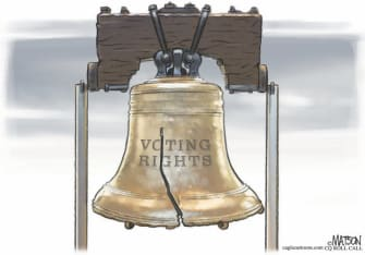 cracked voting rights
