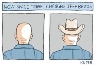cowboy bezos