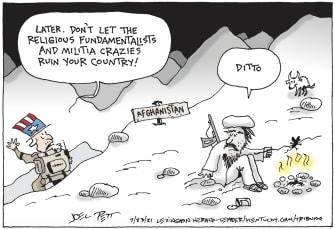 US withdrawal