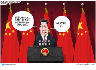 The China approach