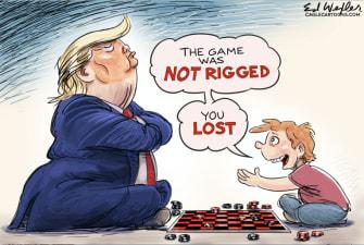 poor loser