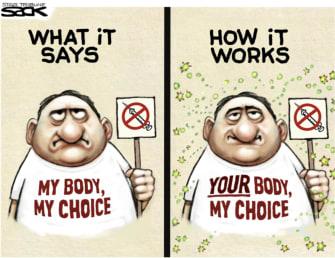 pro choice?