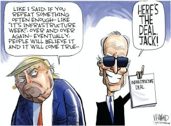 infrastructure deal
