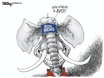 GOP cant see