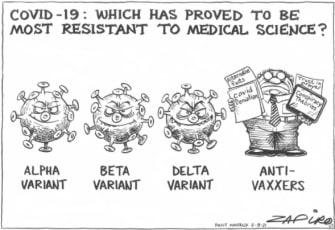 various variants