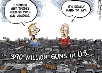 more guns than people