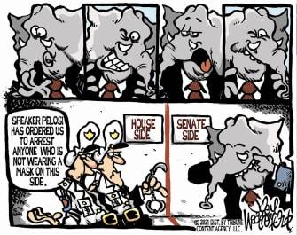 congress mask mandate