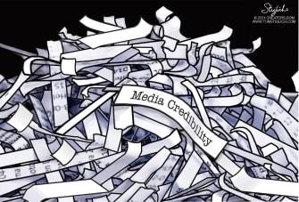 media credibility