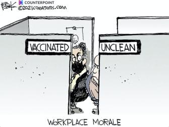 workplace morale