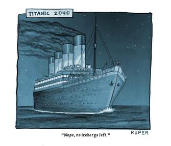 Titanic 2040