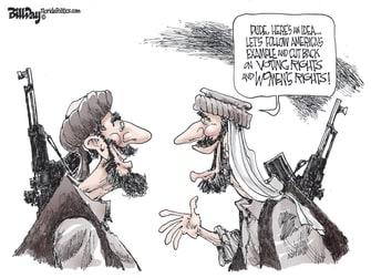 America's example