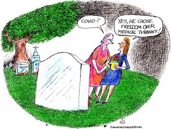 Medical freedom.