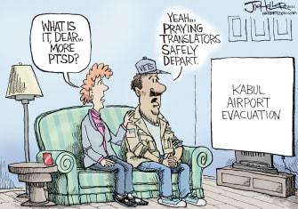 The new PTSD
