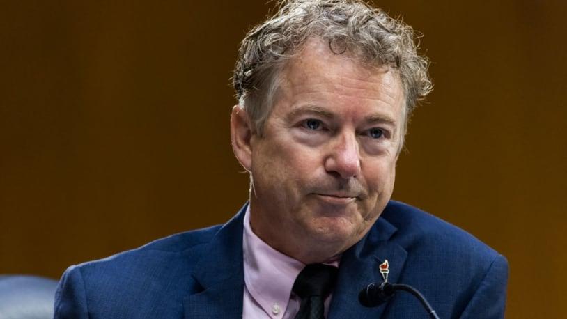Rand Paul says the idea of majority rule 'goes against' American democracy