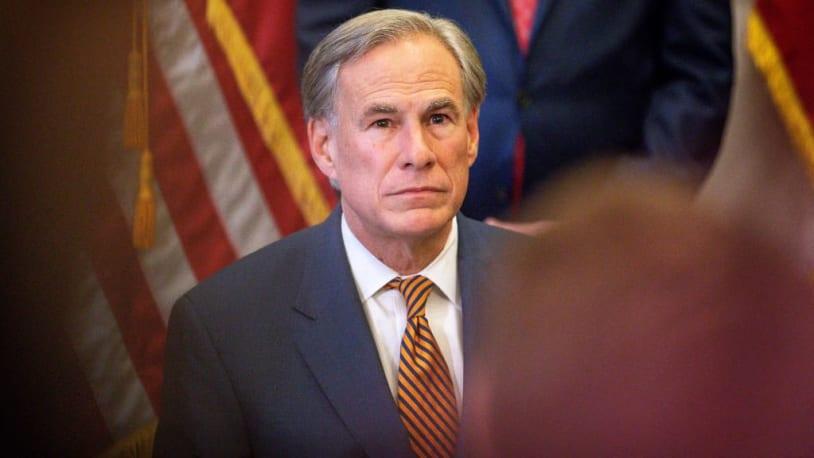 Texas Gov. Greg Abbott vetoes bipartisan anti-cruelty bill for dogs, earning AbbottHatesDogs hashtag