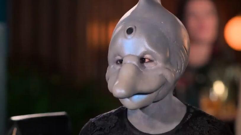 Twitter explodes over insane trailer for Netflix's Masked Singer-esque dating show