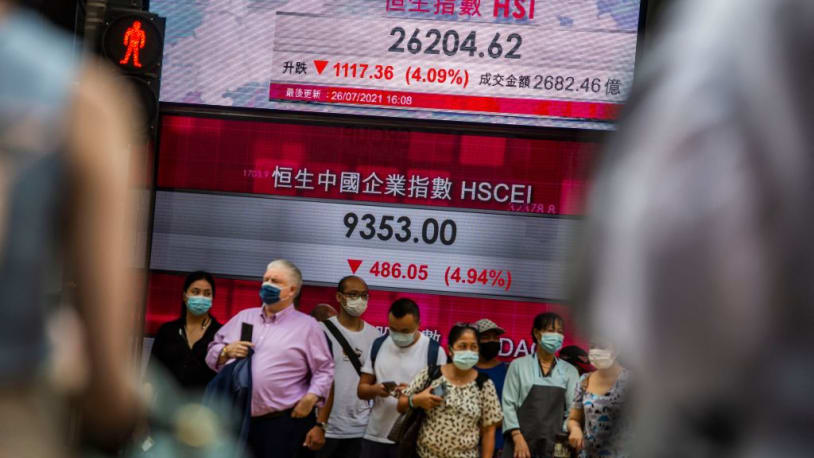 Major China stock selloff likely a 'localized' issue that won't get in way of U.S. earnings