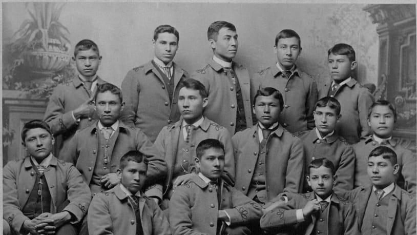 Erasing Native American culture
