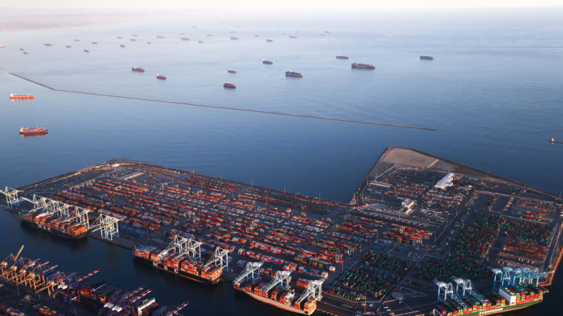 The United States has a port problem